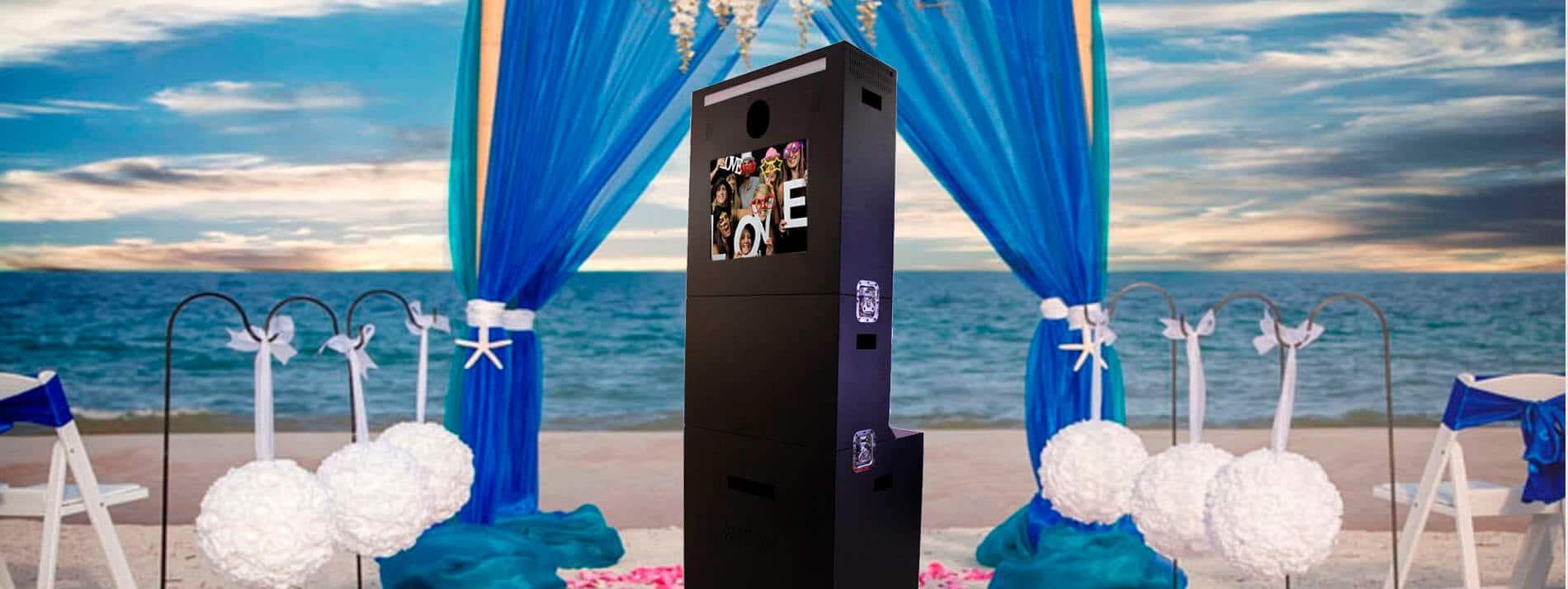 Alquiler de Fotomatón para bodas en Madrid