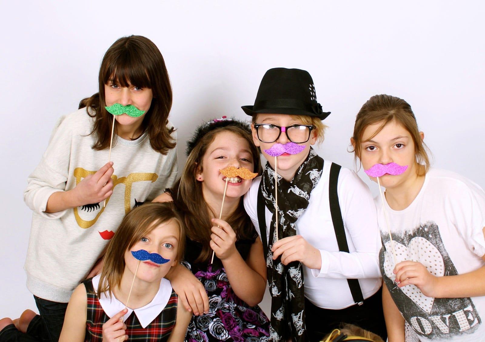 Alquiler fotomatón cumpleaños y fiesta niños madrid