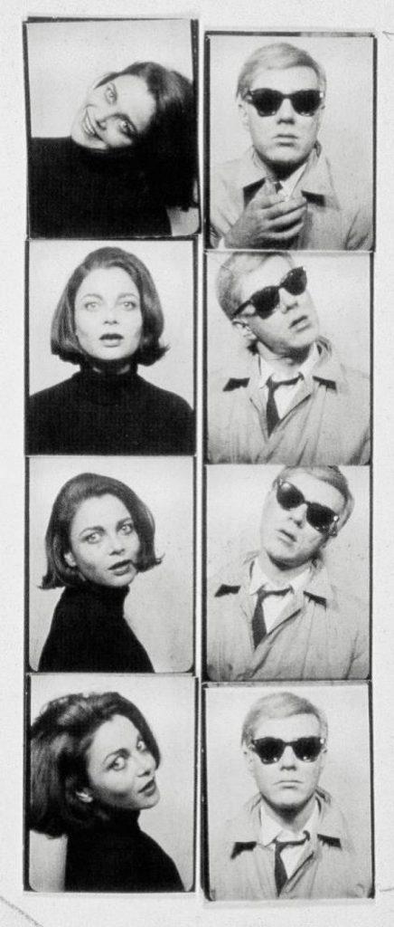 Andy Warhol y su amor por los fotomatones, ▷ Alquiler Fotomatón en Madrid