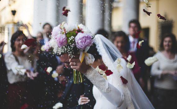 Casarse un día festivo
