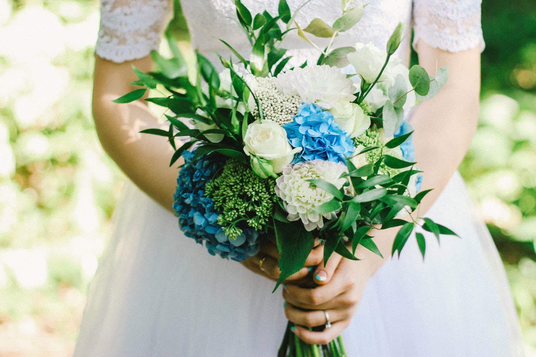 Elegir tu ramo de novia