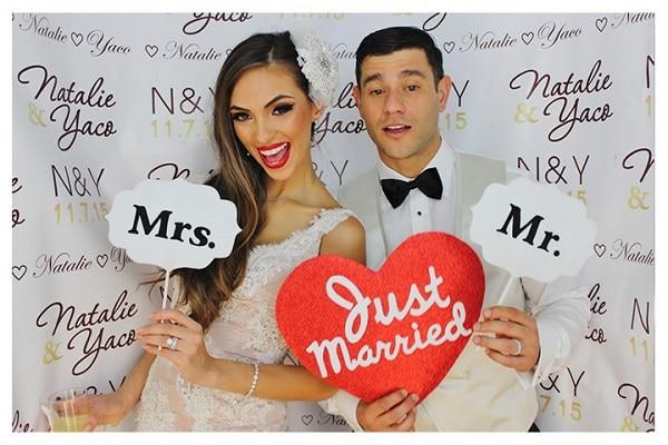 Ahorra en fotos de bodas alquilando un fotomatón, ▷ Alquiler Fotomatón en Madrid