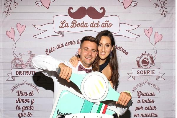 Fotografía de boda: gasta menos y consigue más, ▷ Alquiler Fotomatón en Madrid