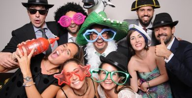 Fotos para fiestas: ahorra con un fotomatón