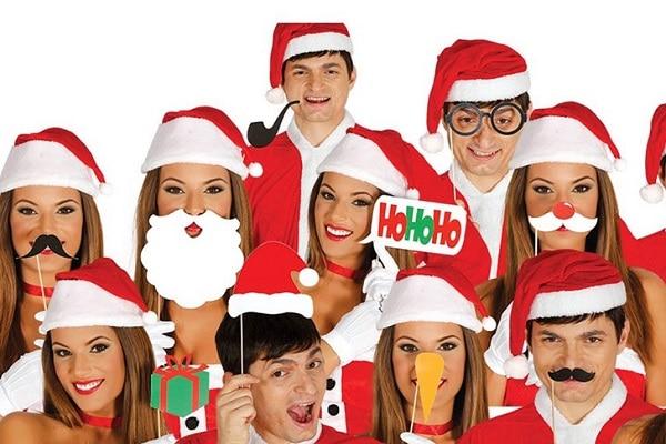 Eventos con fotomatón para disfrutar la Navidad, ▷ Alquiler Fotomatón en Madrid