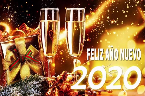 Feliz 2020 les desea el Fotomatón de Madrid, ▷ Alquiler Fotomatón en Madrid