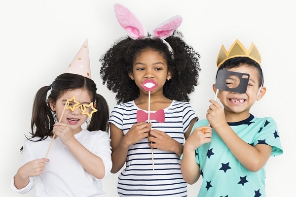 Fotomatón infantil: diversión para los más pequeños, ▷ Alquiler Fotomatón en Madrid