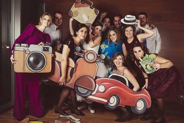5 ideas para un fotocol temático, ▷ Alquiler Fotomatón en Madrid