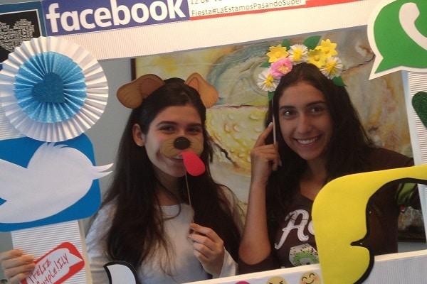 Fotomatón e Instagram: Las fotos directas a las redes sociales